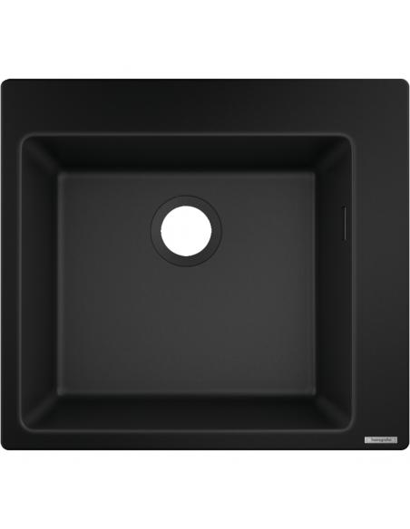 Plautuvė iš granito 560x510mm S51 S510-F450, Hansgrohe, Hansgrohe